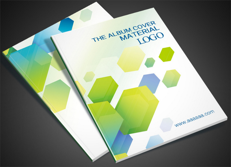 企业产品宣传册设计